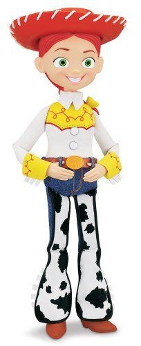 Amazon.com  Toy Story 3 Jessie The Talking Cowgirl  Toys   Games a2b0a7e53e1