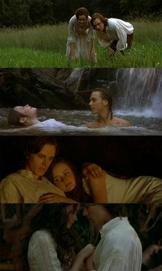 Tuck Everlasting (2002)    Too bad this picture is so dark, I can hardly see it!