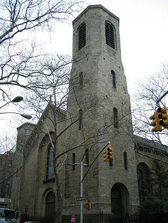 Church of the Pilgrims, Brooklyn, NYC