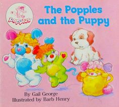 When you think about it, Popples were a pretty strange toy. Were they supposed to be bears, or some kind of mythical creature? Even if you never could tell, you couldn't deny that Popples were soft, colorful, super cute, and wildly popular. Popples were unique because they weren't just stuffed animals; they could tuck into