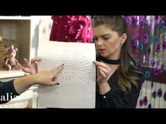 Alize Multicolor ile Şapka Yapımı - Hat with Alize Multicolor - YouTube