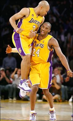 Fish will always be a laker…