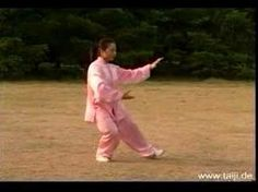 Tai Chi Chuan stile Yang: la forma 16