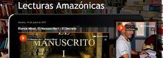 Lecturas Amazónicas de Jordi Díez @iamxa http://lecturasamazonicas.blogspot.com/ ¡Escúchalas, no las leas!