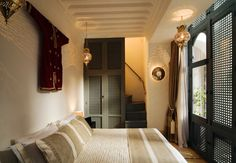 Safia Bedroom, located  on the ground floor next to the pool
