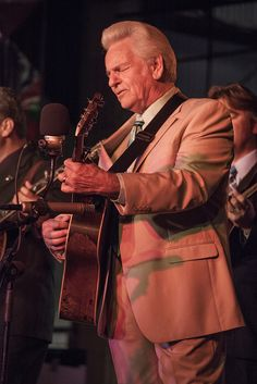 Del McCoury by lsheirer, via Flickr
