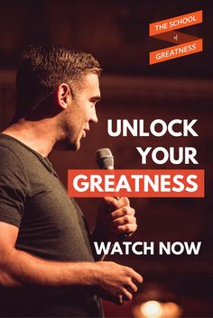 Watch interviews with the greats on YouTube - Tony Robbins, Alanis Morissette, Taye Diggs, Julianne Hough, Larry King, and more