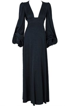 Lanvin '70s Maxi Dress, $998, available at The Way We Wore on 1st dibs.
