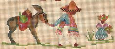 alinhavando o tempo: Gráficos antigos-México