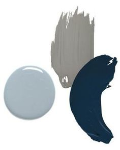Designer Palette  Darryl Carter, a decorator known for his spare, tailored interiors, has collaborated with Benjamin Moore for his first line of paints. The collection of 24 subtle colors encompasses such calming shades as, from top, Pinecrest Gray, Bayard Blue, and Dalton Blue. A gallon of the self-priming paint costs $66, and a quart is available for $24. 800-672-4686; benjaminmoore.com