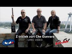 ELÁN - Z tričiek zúri Che Guevara (Lyric Video) - YouTube Che Guevara, Lyrics, Youtube, Movies, Movie Posters, Film Poster, Films, Popcorn Posters