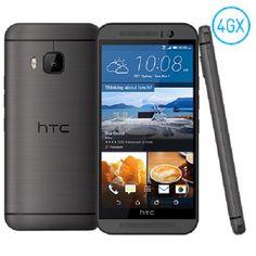 HTC One - - Gunmetal Gray (Unlocked) Smartphone Wifi, Future Energy, Mens Gadgets, Htc One M9, Mobile Price, Memoria Ram, Energy Resources, Cheap Mobile, Verizon Wireless