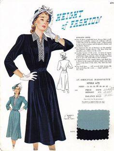 1949 Maisonette Salesman's sample