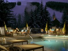 USA Today hot tub, credit The Osprey at Beaver Creek