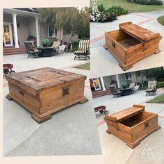 Hey, I found this really awesome Etsy listing at https://www.etsy.com/listing/258817677/rustic-solid-wood-coffee-table-trunk