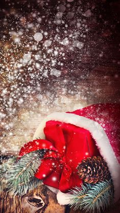 Tap image for more Christmas iPhone Wallpapers! Christmas wallpapers for iPhone and Android @mobile9