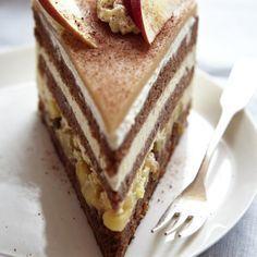 Winterapfel-Torte Rezept                                                                                                                                                                                 Mehr