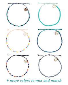 New Summer Seed Beads   Pura Vida Bracelets