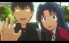 Ryuuji and Ami