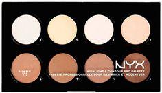 NYX Highlight & Contour Pro Palette HCPP01 NYX http://www.amazon.com/dp/B00TKJO1RK/ref=cm_sw_r_pi_dp_TPpwvb1Y1067R