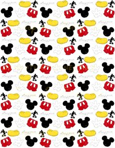 Imagem de background, disney, and mickey