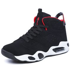 25d5f60425947c Size New Brand Designer Men Casual female Retro Shoes Air Cushion High Top  Walking Basket Shoes Mans Footwear Zapatillas