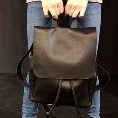 Black backpack Leather backpack Laptop backpack Woman backpack Small backpack Large backpack T. Leather Laptop Backpack, Laptop Rucksack, Black Leather Backpack, Small Backpack, Backpack Straps, Travel Backpack, Big Backpacks, Smooth Leather, Bags