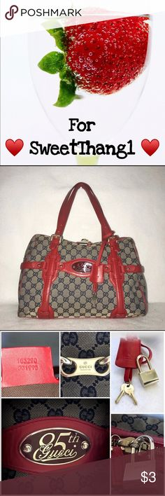 Gucci & Ferragamo for Selleria Trade Gucci 85th Anniversary Boston for Fendi Selleria  💝 Ferragamo Gift 💝 Other