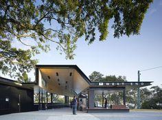 West End Vapur Terminali (Cox Rayner Architects)