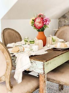 290 Home Table Setting Ideas In 2021 Tablescapes Table Decorations Thanksgiving