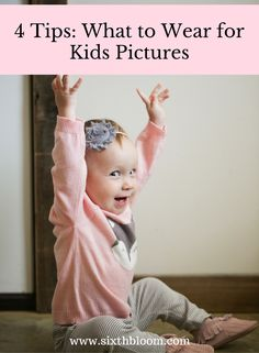 The Ultimate Wardrobe Guide for Kids Pictures, Kids Pictures Tips, What to Wear for Kids Pictures, @Carters #AD