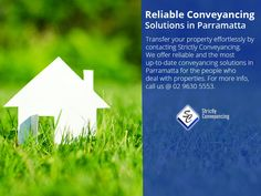 Reliable Conveyancing Solutions in Parramatta - Transfer your property effortlessly by contacting Strictly Conveyancing. We offer reliable and the most up-to-date conveyancing solutions in Parramatta for the people who deal with properties. For more info, call us @ 02 9630 5553. Sydney Area, Dating, People, Qoutes, Folk