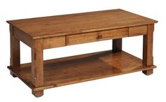 Hampton 453 Coffee Table - Ohio Hardwood Furniture