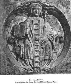 Bajorrelieve en la entrada a Nótre-Dame de París - Pablo Linares R.