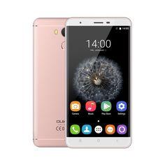 "5.5"" OUKITEL U15 Pro Smartphone 4G Android 6.0 Octa Core 3G RAM+32G   Rose Gold #OUKITEL #Bar"