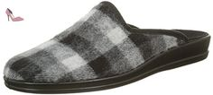 Rohde 2682-84/42, Chaussons Mules Homme, Gris (Stone), 42 EU - Chaussures rohde (*Partner-Link)