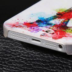 Printed Multicolor Hard Case For iPhone - envíos gratis en todo el mundo