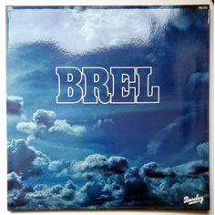 Jacques Brel - Brel (LP, Album) 1977