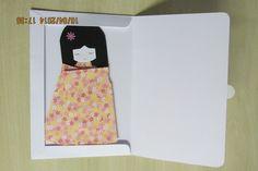 Convite kokeshi, várias opções para a escolha das estampas das roupas, tamanho 15 de altura e 12 cm de largura, acompanha envelope. Texto personalizado, envio a arte do texto por email para a aprovação.
