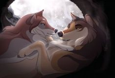 Thistle- a brave, loyal, and strong spring pack wolf. Olive- (me) a pretty, kind, and loyal she wolf Anime Wolf, Feral Heart, Wolf Comics, Wolf Painting, Painting Art, Wolf Artwork, Fantasy Wolf, Wolf Spirit Animal, She Wolf