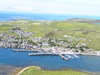 Stromness Marina, Orkney, Scotland