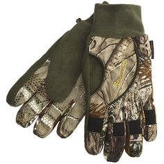 Save 25% on Pins from Sierra Trading Post Scent-Lok® ThunderTek Gloves - Waterproof, Insulated (For Men) #Hunting