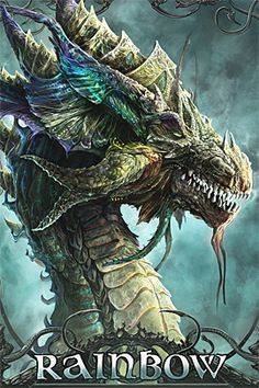 50 Legendary Dragon Illustrations You Must See   The Design Inspiration