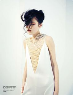 trio: chen yu by nick dynamo for numero china #29 may 2013 | visual optimism; fashion editorials, shows, campaigns & more!