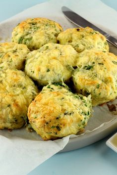 Weight Watchers Copycat Red Lobster Cheddar Bay Biscuits Recipe - 3 Smart Points