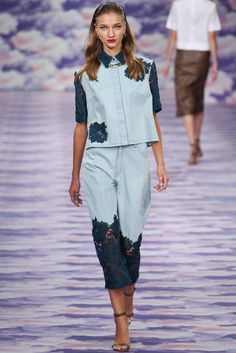 House of Holland Primavera/Verano 2014