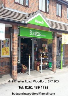 Budgens in Woodford. Your local supermarket - everything you need!
