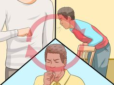 How to perform Heimlich maneuver on others and yourself +via+wikiHow.com