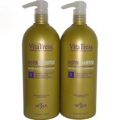 Nexxus Vitatress Biotin Shampoo 33.8oz 'Pack of 2' >>> You can find out more details at the link of the image.