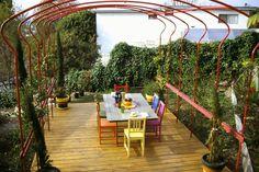 Tips for Creating a Gorgeous Entryway Garden | HGTV